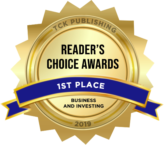 Business and Investing 1st Place Badge